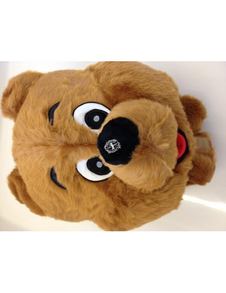Bear mascot costume 16 (Promotion plush toys)