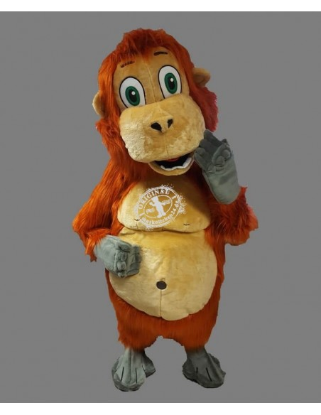 267c Orang Utan Costume Mascot buy cheap
