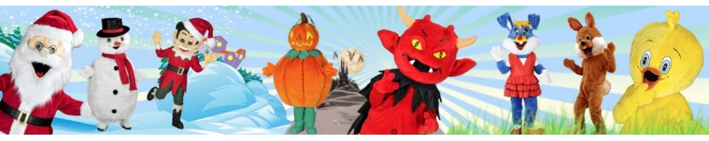 Themed costumes mascots ✅ Run promotional figures cheap ✅ Promotion costume shop ✅
